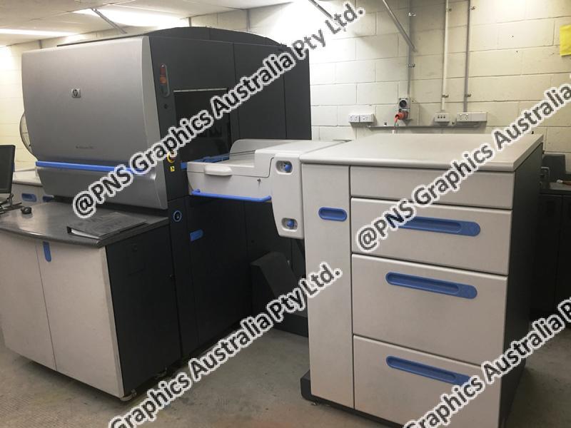 Pns Graphics Hp Indigo 5000 Seven Colour Machine